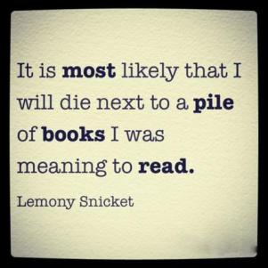 die next to read book