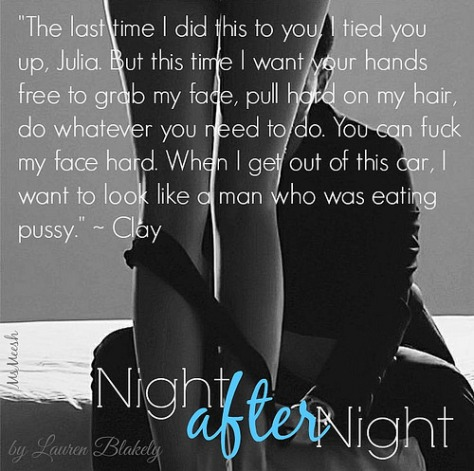 night after night quote