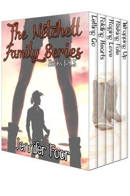 the mitchell family box set