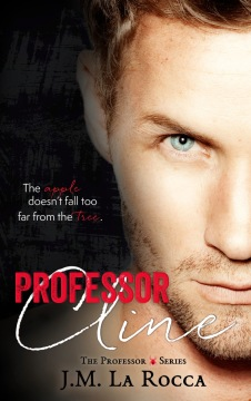 professor cline front