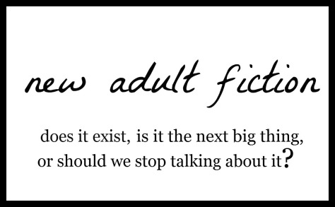 new-adult-fiction