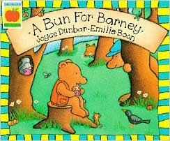 a bun for barney cover