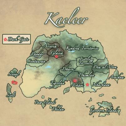 kaeleer-map