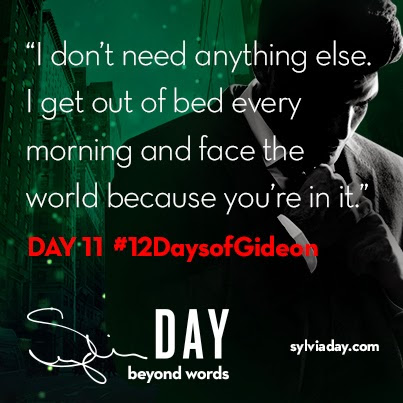 12 days of gideon 11