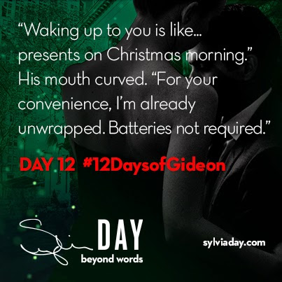12 days of gideon 12
