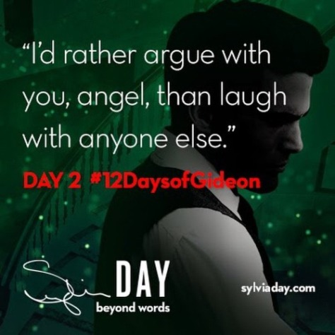 12 days of gideon 2