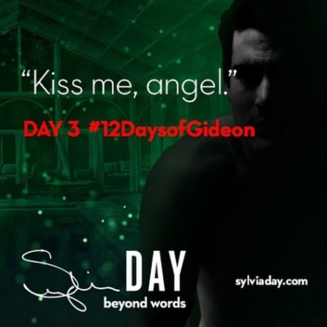 12 days of gideon 3