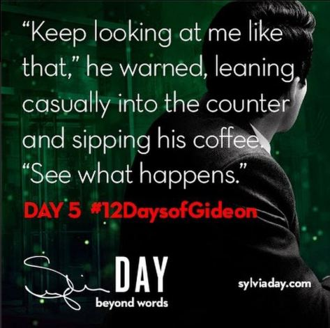 12 days of gideon 5