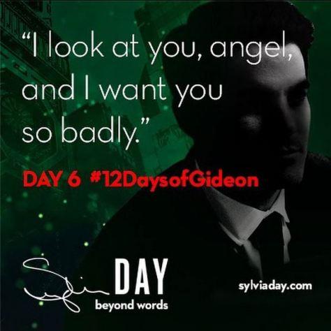 12 days of gideon 6