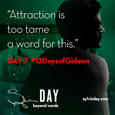 12 days of gideon 7
