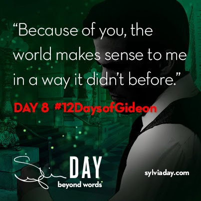 12 days of gideon 8