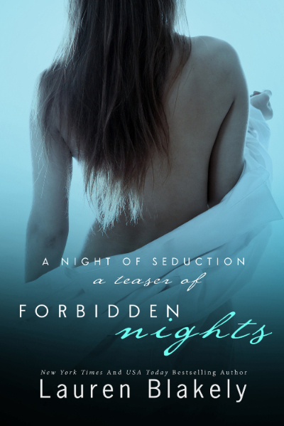a night of seduction front