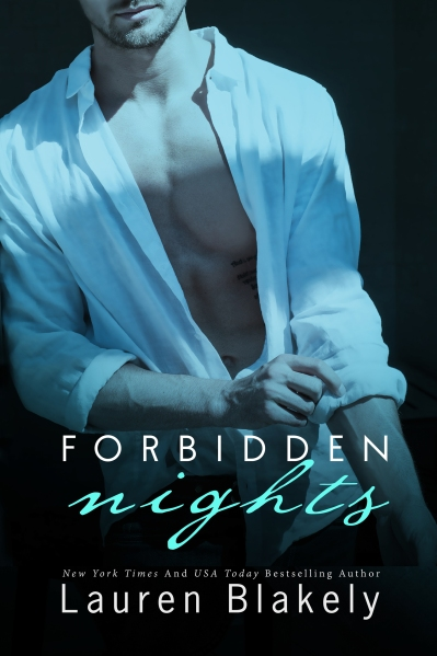 FORBIDDEN NIGHTS by Lauren Blakely