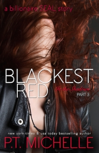 BLACKEST RED Cover