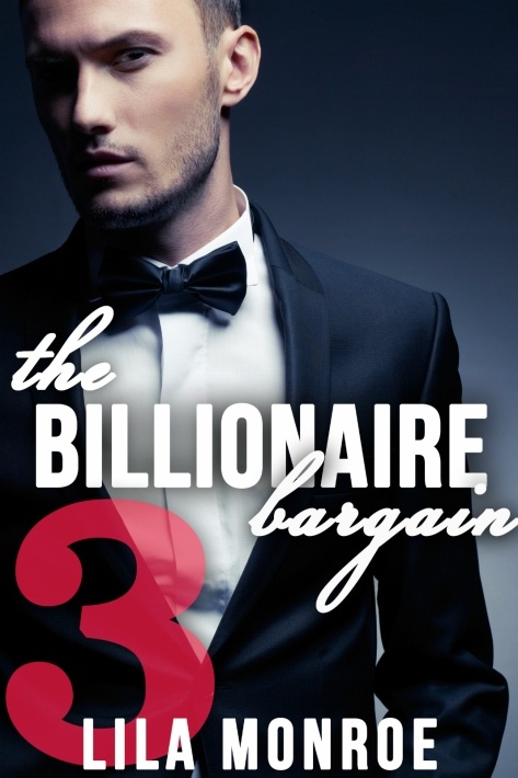 {Review} The Billionaire Bargain 3 (The Billionaire Bargain #3)