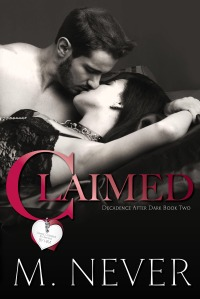 Claimed Ebook Cover
