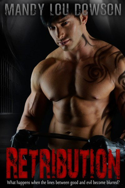 Retribution Ebook Cover
