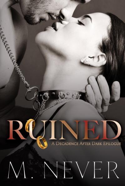 Ruined Ebook Cover