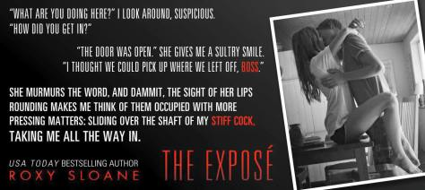 the expose Teaser 2