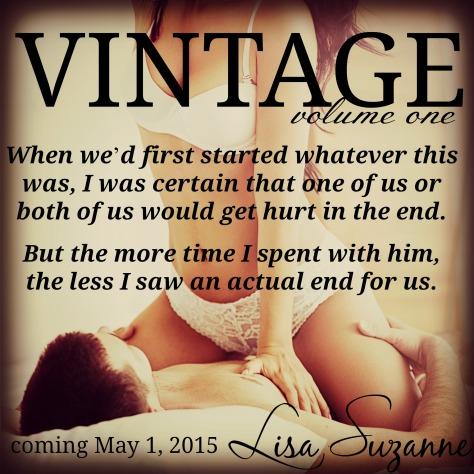 Vintage Teaser 4 date