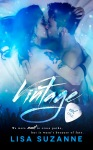 VINTAGE vol ONE LISA SUZANNE AMAZON KINDLE EBOOK COVER