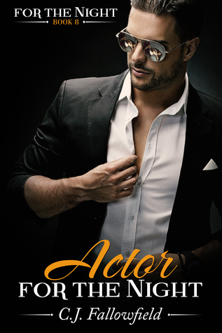 actor for the night cover