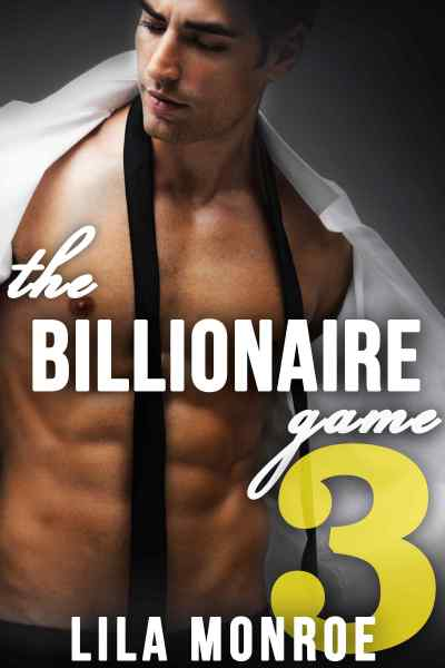 The Billionaire Game 3 Cover
