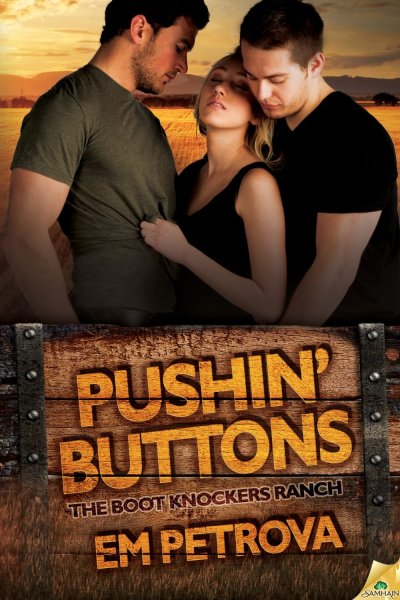Pushin' Buttons Cover