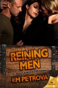 Reining Men Cover