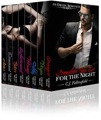 For the Night Complete Box Set. 15 Percent