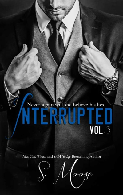 Interrupted Vol 3 Ebook Cover