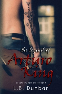 the legend of arturo king