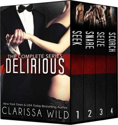 delirious series