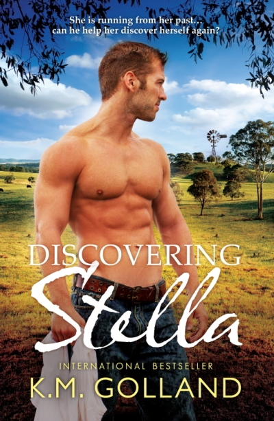 discovering stella AUS cover