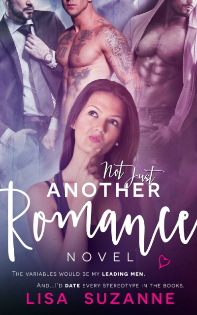 not just another romance novel