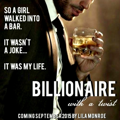 billionaire with a twist Teaser 2