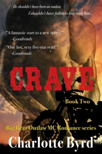 Crave Ebook Cover