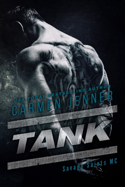 Tank Ebook Cover