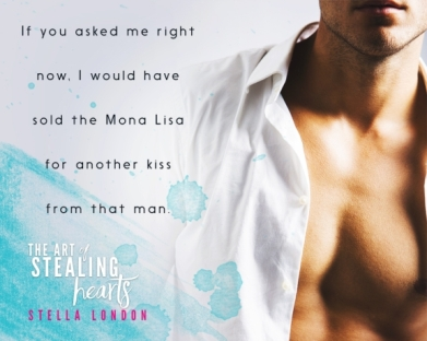 the art of stealing hearts Teaser2