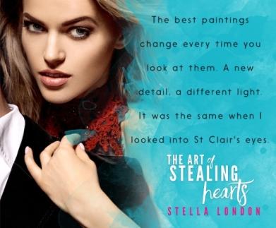 the art of stealing hearts Teaser4