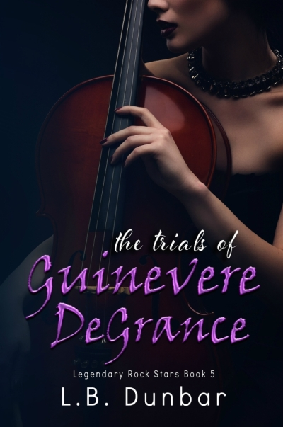 The Trials of Guinevere DeGrance Ebook Cover