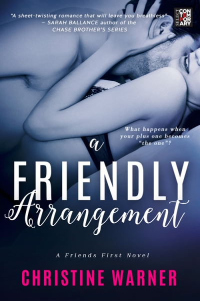 A Friendly Arrangement Ebook Cover
