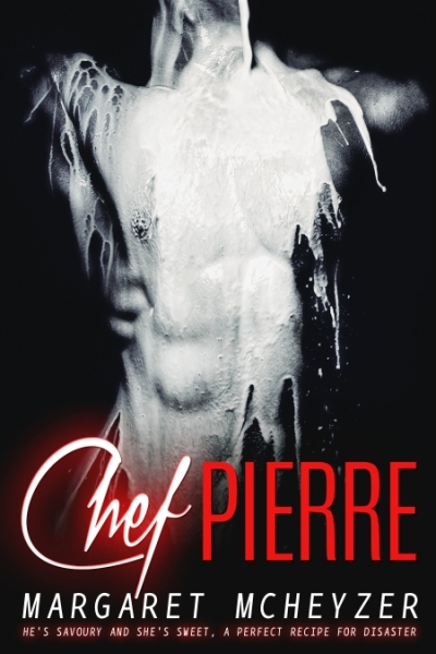 Chef Pierre Ebook Cover