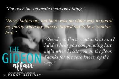 the gideon affair teaser 3