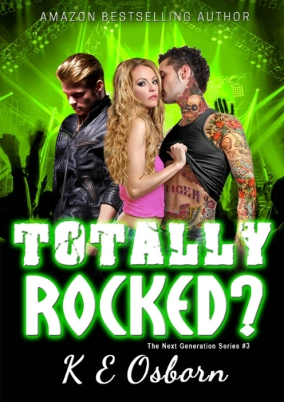 Totally Rocked Ebook Cover