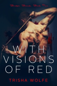 with visions of red Book 2 Cover