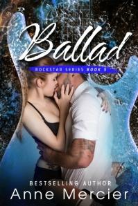 Ballad Ebook Cover
