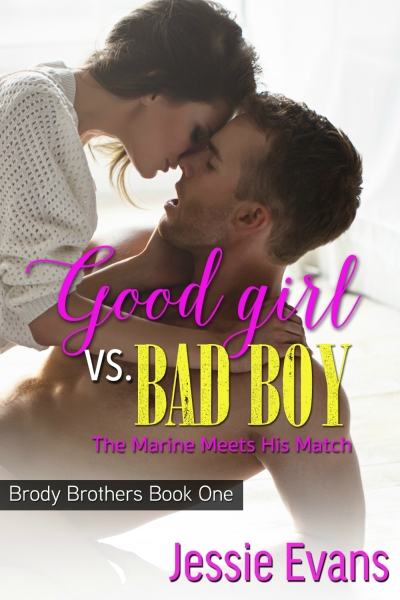GoodGirlVSBadBoy Ebook Cover