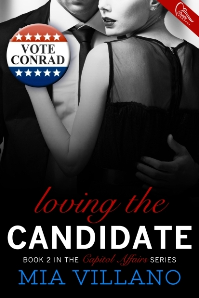 Loving the Candidate Ebook Cover