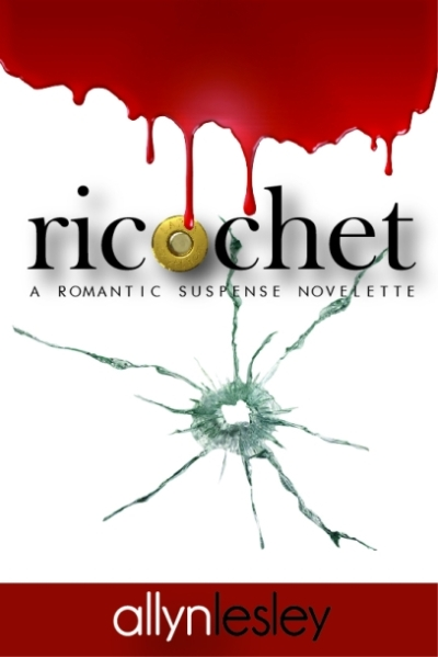 Ricochet Ebook Cover